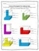 Volume of Rectangular Prisms and Irregular Figures Worksheets