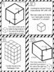 Volume of Rectangular Prisms using Cubic Units