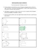 Volume of Rectangular Prisms w/ Fractional Edge Lengths Sa