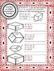 Volume of Right Rectangular Prisms
