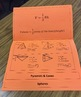 Volume of Solids Foldable