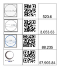 Volume of Sphere Qr Matching