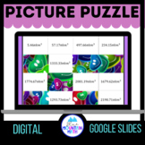 Volume of Spheres  Activity--Digital Picture Puzzle