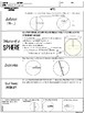 Volume of Spheres Notes or Remediation with Homework 8.G.C