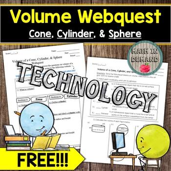 Free 6th Grade Geometry Webquests Teachers Pay Teachers