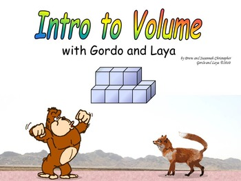 Volume with Gordo and Laya