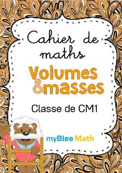 Volumes et masses -CM1