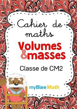 Volumes et masses -CM2
