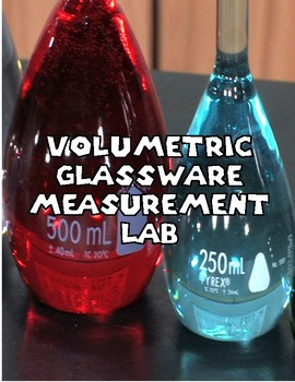 Volumetric Glassware Measurement Lab