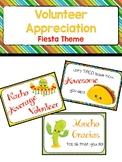 Volunteer Appreciation - Fiesta Theme