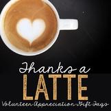 Volunteer Appreciation Gift Tags