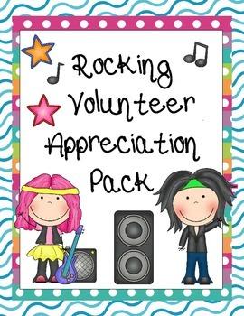 Volunteer Appreciation Pack