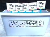Volunteer Clips