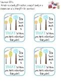 Volunteer Gift - Treat Label