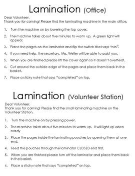 Volunteer Station