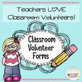 Classroom Volunteer Forms