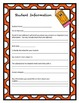 Volunteer and Student Information Forms