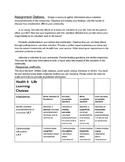 Volunteerism assignment and rubric grade 6 Alberta Program