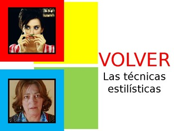 Volver by Almodóvar - Filming Techniques