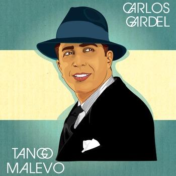 Volver--classic tango song by Carlos Gardel