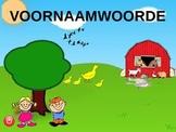 Voornaamwoorde - Afrikaans
