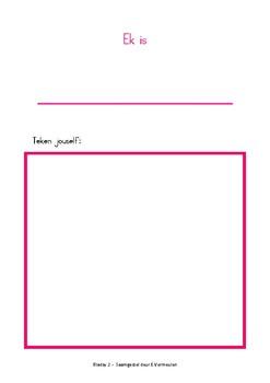 Voorskool Werkboek Kwartaal 1