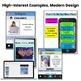 Vocabulary Activities, Organizers, Digital Interactive Notebook: Google Drive