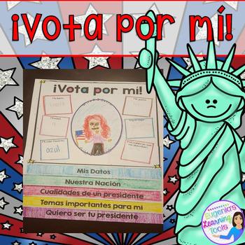Vota por mi, para Presidente!