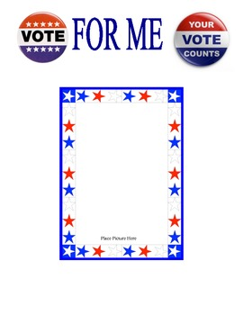 Vote For Me For School Principal