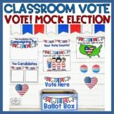 Vote Mock Election Classroom Voting