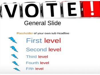 Vote PowerPoint Templates