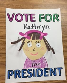 Vote for ___ for President
