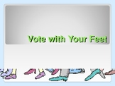 Vote with Your Feet- Teambuilding Activity