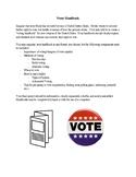 Voter Handbook Project