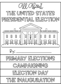 Voting & Election Process Flip Book