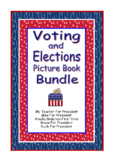 Voting & Elections Picture Book Bundle