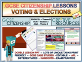 Voting, Elections and Political Participation