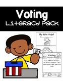 Voting Literacy Pack