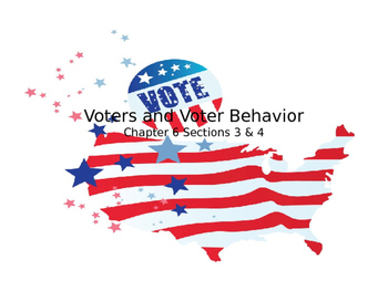 Voting PowerPoint and Lesson Plan