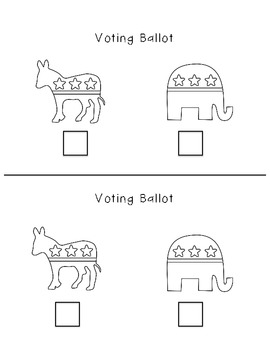 Voting Song & Ballot
