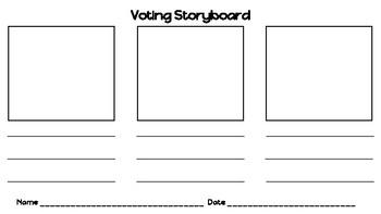 Voting Storyboard