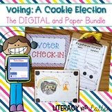 Voting: The Cookie Election Digital and Paper Bundle