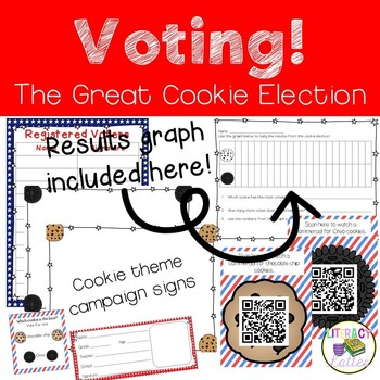 Voting: The Great Cookie Election {A FREE SAMPLE}