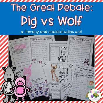 the three little pigs point of view