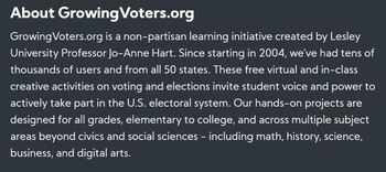 Voting and Election Classroom Activities for Middle School across subjects