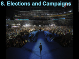 Elections and Campaigns (AP Government) Bundle with Video