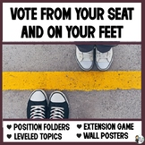 Voting from Your Seat and on Your Feet