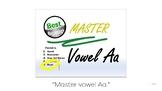Vowel - Aa Read