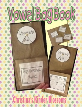 Vowel Bag Book
