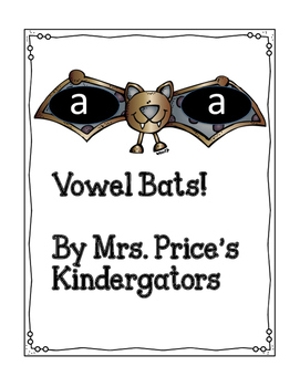 Vowel Bat Read the Room